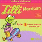 Lilli Marzipan : Cycle 3, niveau 1 (CD audio pour la classe)