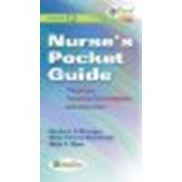 Nurse's Pocket Guide: Diagnoses, Prioritized Interventions and Rationales (Nurse's Pocket Guide: Diagnoses, Interventions & Rationales) 12th Edition by Doenges APRN BC-retired, Marilynn E., Moorhouse RN MSN CR (2010) Paperback