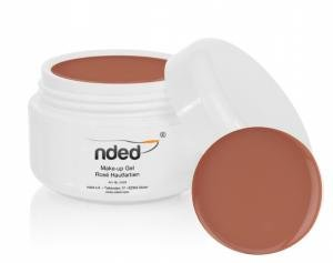 Gel UV Make-up Rose skin color NDED - 5539 - gelnded : Pot de Gel 15ml
