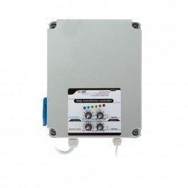 Transformateur régulateur d'humidité & T° 8A 1 ventilateur - GSE