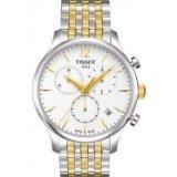 Tissot Analogue White Dial Men's Watch, T0636172203700