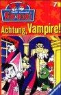 Image de Fix & Foxi, Cassetten, Nr.7, Achtung, Vampire!, 1 Cassette (Fix & Foxi (Musik & Video))