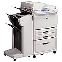 HP LaserJet 9000MFP Fotocopiatrice/Stampante/Scanner nero e bianco Laser copia (fino a): 50Ppm Stampa (fino a): 50Ppm 3100Fogli paralleli, 10/100BASE-TX - Confronta prezzi