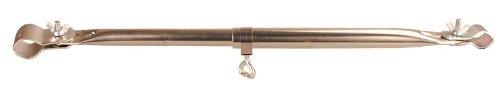 Piper Campingartikel Stahl Dachauflagestange 22 mm 120 205 cm, 610/041