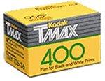 Kodak T-Max 400 S/W-Film (à 36 Bilder)