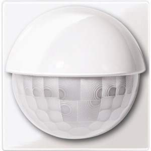 Merten MEG5530-0319 Argus Präsenz 180/2,20 m UP Sensor-Modul, polarweiß glänzend, System M, Weiß