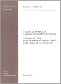 The Bhagavadgita and St. John of the cross (Tesi Gregoriana Spiritualità) por Rudolf D'Souza
