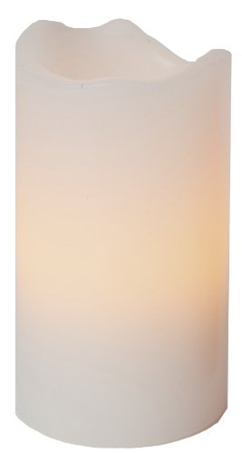 Best Season 067-12 - Vela de adviento (4 piezas, incluye mando a distancia), color blanco