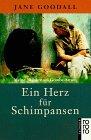 Ein Herz für Schimpansen - Jane Goodall