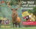 Der Wald und seine Stimmen, Bestimmungsbuch 'Der Kosmos-Waldführer' u. 2 CD-Audio - Eva Dreyer, Wolfgang Dreyer, Eckart Pott