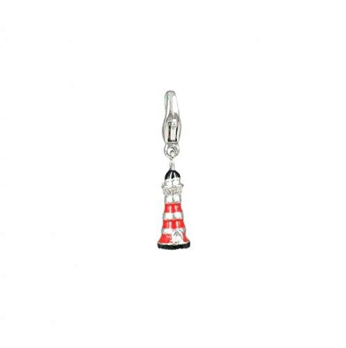 Charm Leuchtturm aus Stahl von Charming Charms