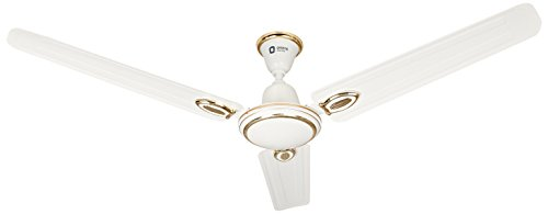 Orient Electric Pacific Air Décor 1200mm Decorative Ceiling Fan (White)