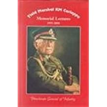 Field Marshal KM Kariappa memorial lectures, 1995-2000