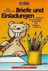 Olaf Schumacher's Briefe und Einladungen. CD- ROM- Box
