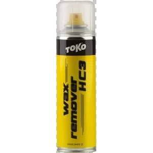 Toko Zubehör/Geräte Waxremover HC3 250ml Neutral –