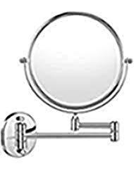 Cozzine Wandhalterung Schminkspiegel, 7x & 10x Lupe Zwei Seite Vanity Badezimmer-Spiegel,...