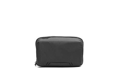 Peak Design Tech Pouch Black - Organizer-Tasche für Smartphones, Kabel etc. (schwarz)