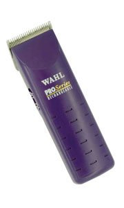 WAHL 8550-630 Pro Series Cord/Cordless Purple Clipper 1