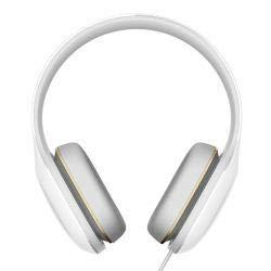 Xiaomi Mi Cuffie con Microfono Portatili Diaframma 50mm Bianco