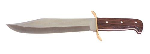 G8DS® Jagdmesser Outdoormesser Bowiemesser ' Dundee' inkl. Lederetui und Gürtelhalter