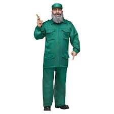 Fidel Castro Kostüm - Herren (Castro Kostüme Fidel)
