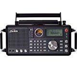 Radio Radar ® TECSUN S-2000 HAM Amateur Radio SSB Dual Conversion PLL FM/MW/SW/LW Air Band (S-2000)
