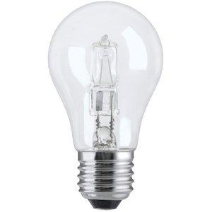 GE Lighting 2 x Halogen Glühlampe Glühbirne E27 70W 2900K Warm White 1200lm -