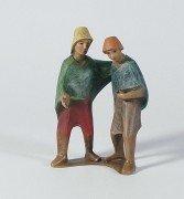 Gelenberg-Krippe Hirtenpaar - Grösse/Maßstab: 18 cm