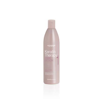 Lisse Design Keratin Therapy 1 Deep Cleansing Shampoo Pulizia Profonda 500 ml Alfaparf
