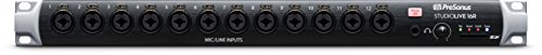 Presonus STUDIOLIVE 16R 18-input, 16-channel Series III Stage Box & Rack Mixer -