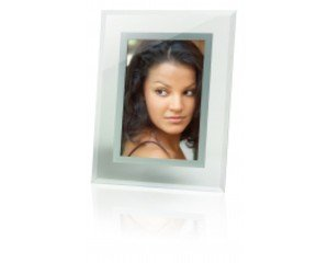 Glas Portrait (Erno Manchester silber 13x18 Glas Portrait)