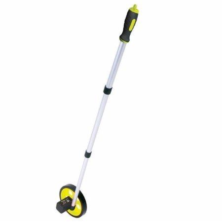 Komelon ML1810 Measuring Wheel for Feet, 6-Inch, Hi-Viz Yellow by Komelon