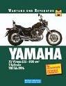 Yamaha XV Virago 535-1100 cm³: 2 Zylinder
