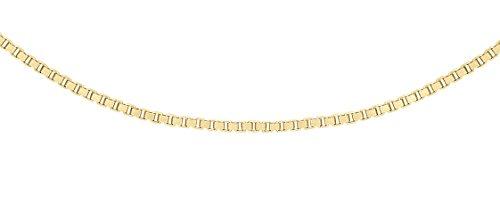 Carissima Gold - Chaîne - Femme - (9 cts) Or Jaune