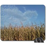 Blue Skies and Corn Fields Mouse Pad, Mousepad (Fields Mouse Pad)