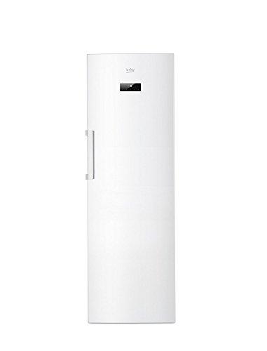 Beko RFNE312E23W Verticale Libera installazione Bianco A+ 277L congelatore