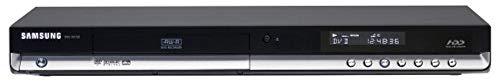 Samsung DVD-HR 734 DVD- und Festplatten-Rekorder 160 GB schwarz
