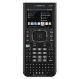 Texas Instruments Nspire CX-CAS Grafikrechner mit Touchpad