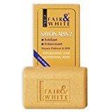 Fair and White Soap AHA-2 - hautaufhellende Seife