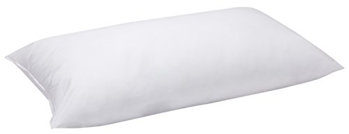 Pikolin Home - Almohada, de Fibra Tacto Gel con Funda de algodón, Blanco, 40x70x18cm Todas las medidas...
