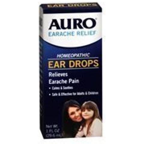 Auro Auro Earache Relief Drops, 1 oz by