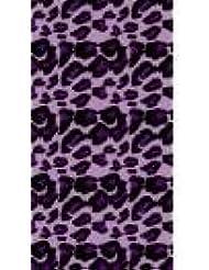 The Edge 'Trendy Nail Wraps - Get Nailed' Cheetalicious Purple 3001333 by The Edge