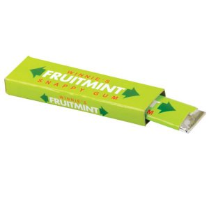 Snappy-Gum, der Kaugummi mit Schlagfeder