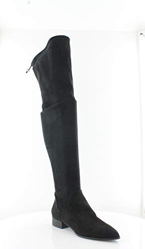 DKNY Frauen Tyra Spitzenschuhe Fashion Stiefel Schwarz Groesse 6 US /37 EU