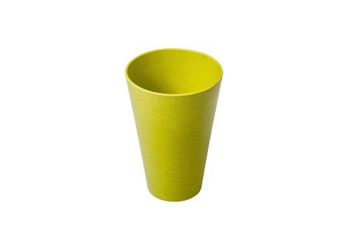 Bambou-vert-Gobelets-Lot-de-4
