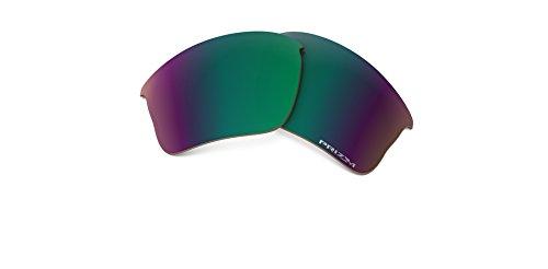 Oakley Lenses 101-106-008 None Flak Jacket Xlj Sunglasses Polarised Lens Category 3 Lens Mirrored