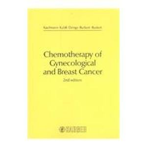 Chemotherapy of Gynecological and Breast Cancer by Kaufmann, M., Kubli, F., Drings, P., Burkert, H., Bastert, G (1989) Paperback