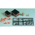 Auhagen 42571remises/abri de Jardin/Outils kit de modelage