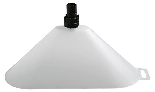 SOLO ovaler Spritzschirm mit Flachstrahldüse für SOLO Drucksprüher und Rückenspritzen