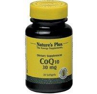 CoQ10 30 mg 30 Softgels NP - 30 Mg 30 Softgels